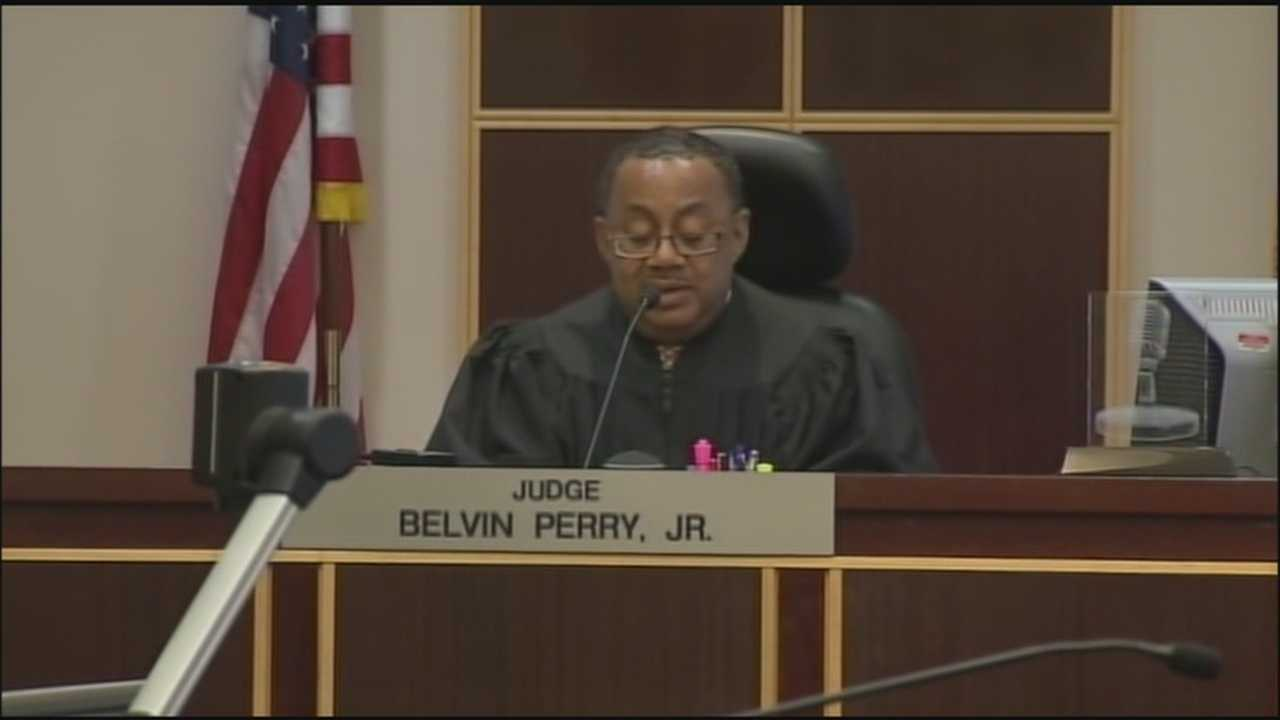 Judge Belvin Perry has ordered another competency exam for Jason Rodriguez, the man accused in a deadly workplace shooting two years ago.
