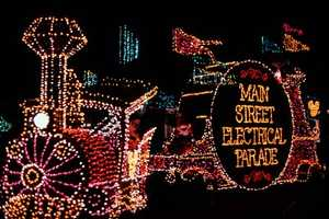 "The ""Main Street Electrical Parade"" debuted at Disney's Magic Kingdom on June 11, 1977 and played nightly until 1991."