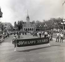 Mickey Mouse celebrated his 85th birthday this year on Nov. 18, 2013.  These pictures are from his 50th birthday parade in 1978 in the Magic Kingdom.  Click through to see more!