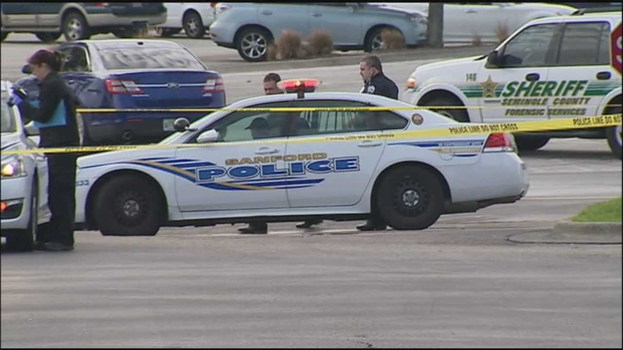 Jacksonville man shot shot near Seminole Towne Center