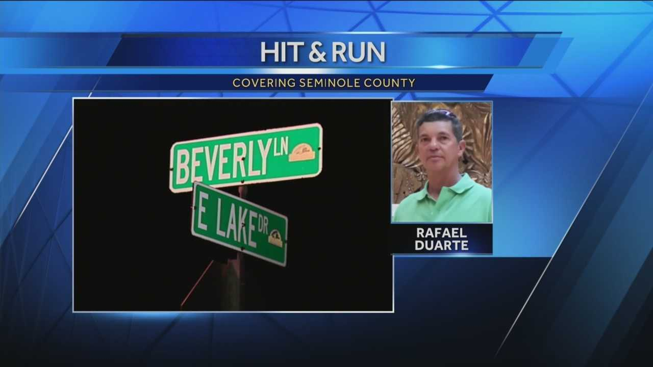 Man struggling for life after hit-and-run