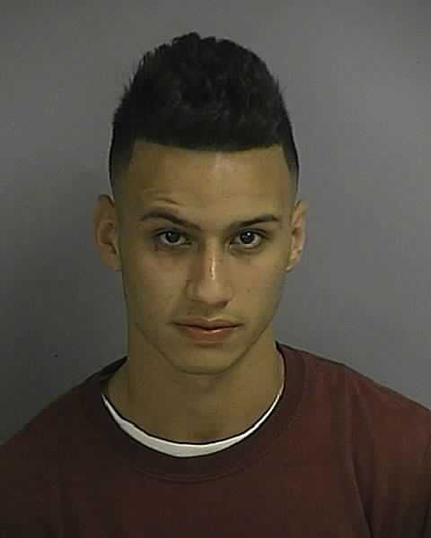 JOSHUA RAUL DELACRUZ-MONTALVO - VIOLATION OF DOM INJUNCTION