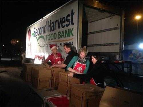 For the 28th year, WESH 2 is proud to host the annual Share Your Christmas food drive, benefiting Second Harvest Food Bank.