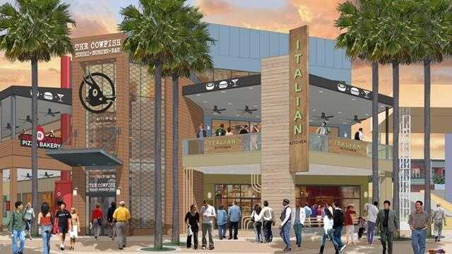 Universal Orlando Resort announced a major expansion for City Walk on Thursday, including eight venues that will all open next year.
