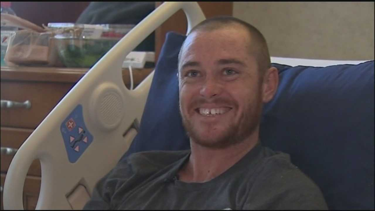 A surfer who was bitten by a shark of Cocoa Beach says he's pretty sure it was a bull shark.