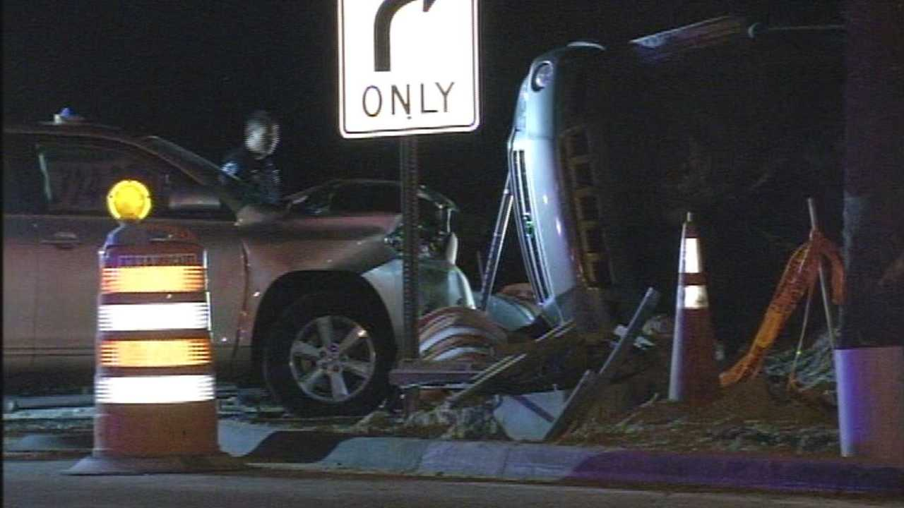 A crash in Seminole County kills two people.