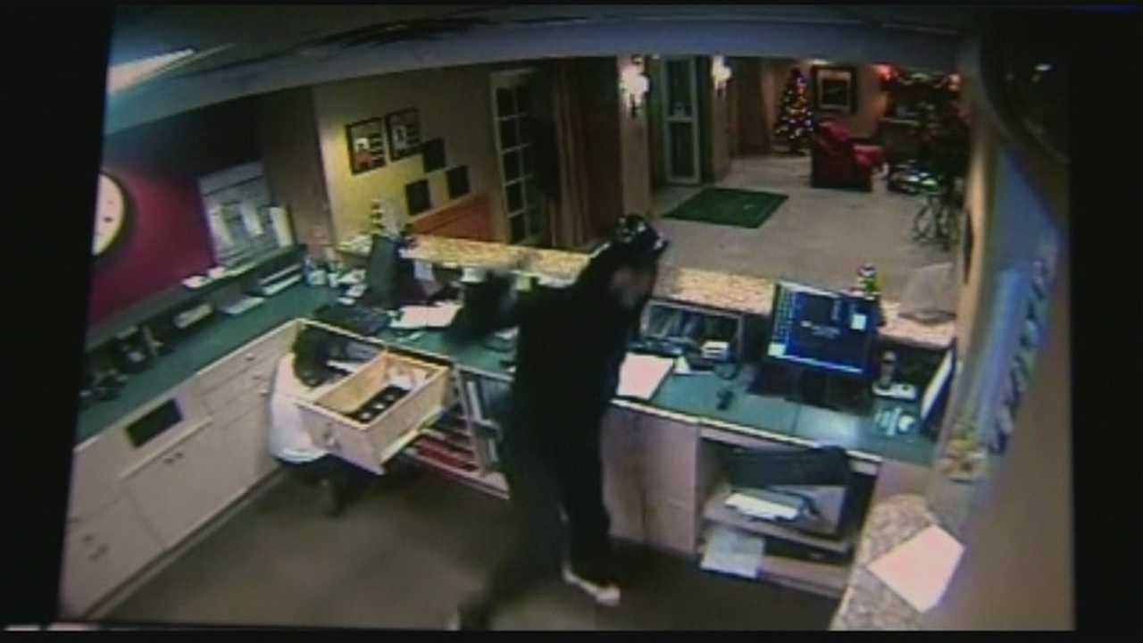 Investigators in Lake Mary are hoping to track down two violent and armed robbers.