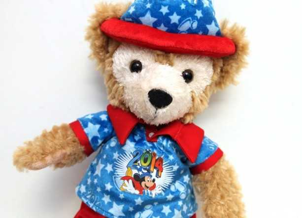 If you are a fan of Duffy Bear, then 2014 will offer up several new costumes choices for Mickey Mouse's beloved bear.