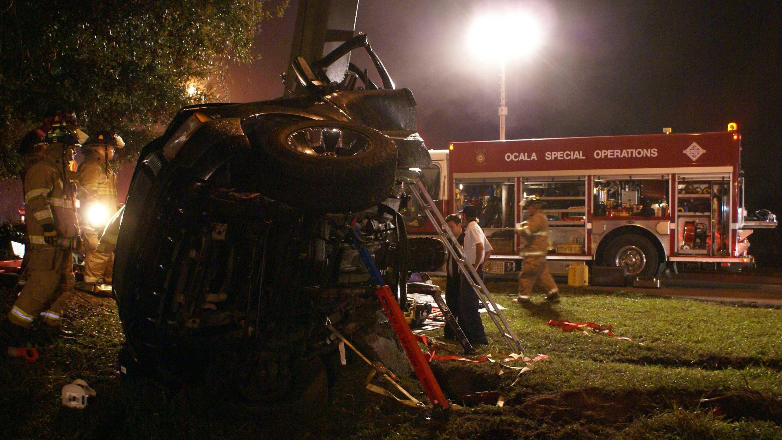 20th Street Crash