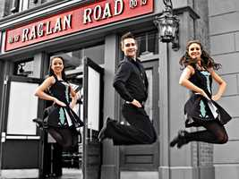 10. Put your clogging shoes on and join Downtown Disney for the St. Patrick's Day celebration. Be sure to stop by Raglan Road to really embrace the Irish spirit.