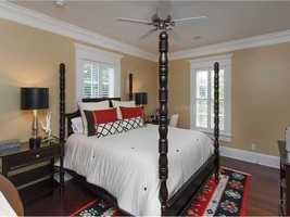 Bedroom number three.