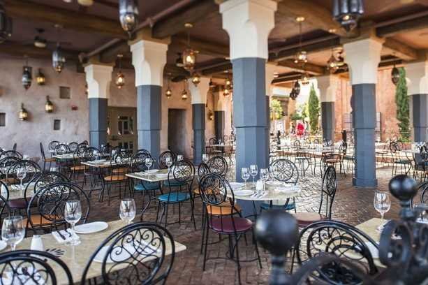 Epcot's newest eatery, Spice Road Table, is opening its doors. Take a look inside.