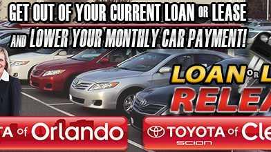 2014 Toyota in Orlando