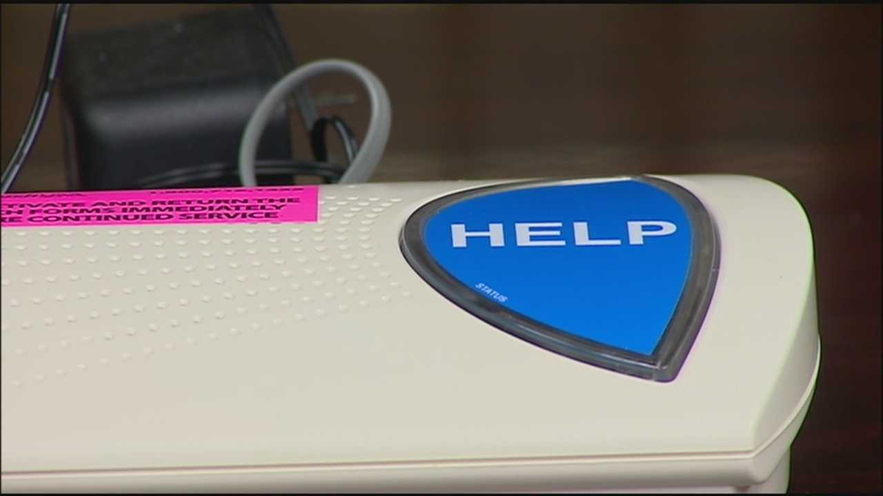 The companies were selling medical alert systems by preying on the fears of seniors.