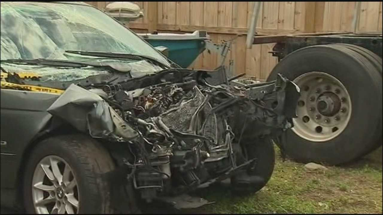 An employee at a car repair shop in Melbourne admitted to taking a customer's BMW for a joyride and wrecking it, but that's not illegal, police said.