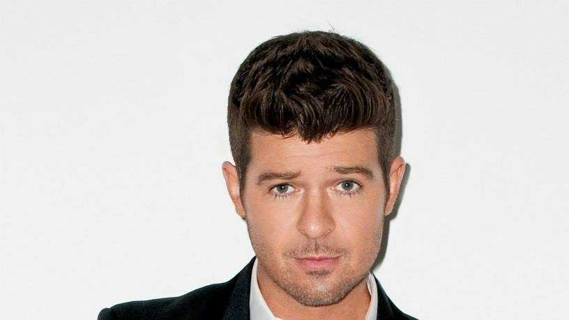 Robin Thicke - June 7