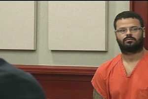 Nov. 21 - Toledo pleads not guilty to second-degree murder.