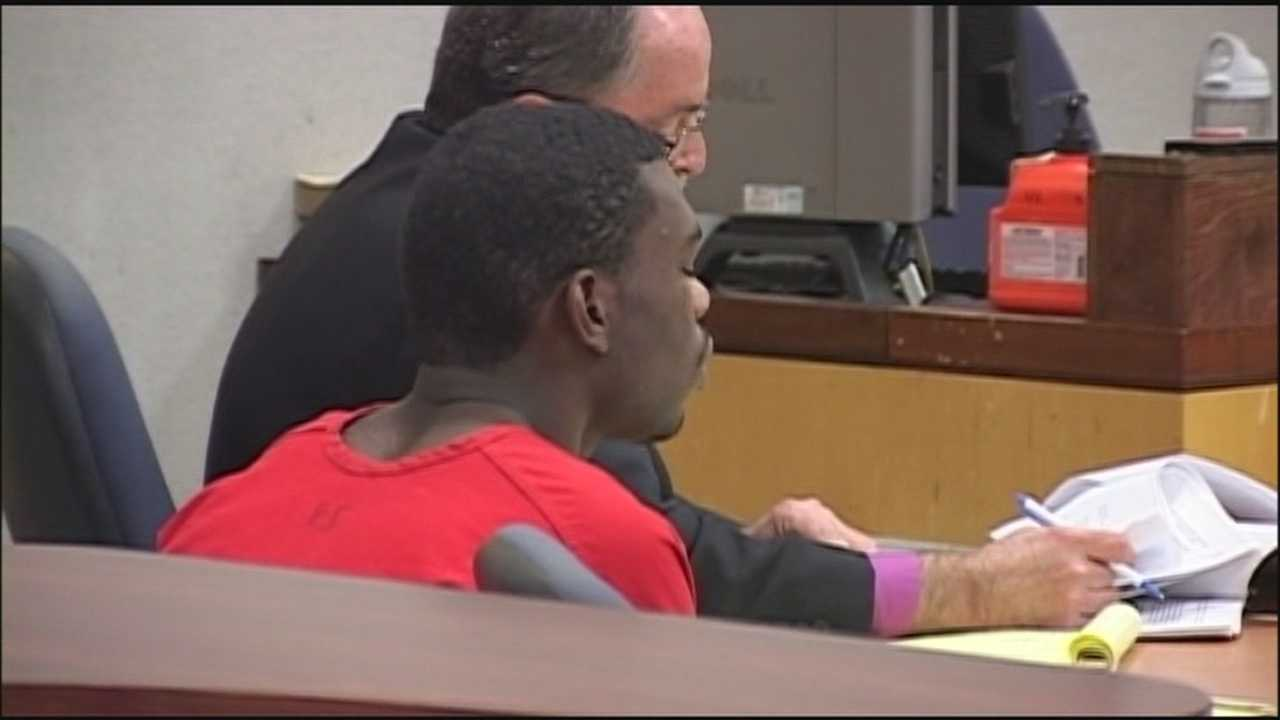 The man who faces the death penalty for the killing of a Brevard County Sheriff's Deputy Barbara Pill made an appearance in court for the first time in more than a year.