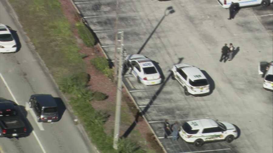One person was shot and killed outside the Best Buy on State Road 436 in Altamonte Springs on Monday afternoon.
