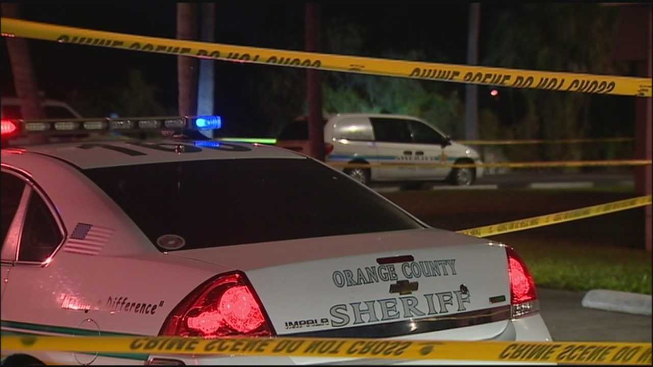 A 19-year-old man was shot and killed in Orlando Monday night, according to the Orange County Sheriff's Office.