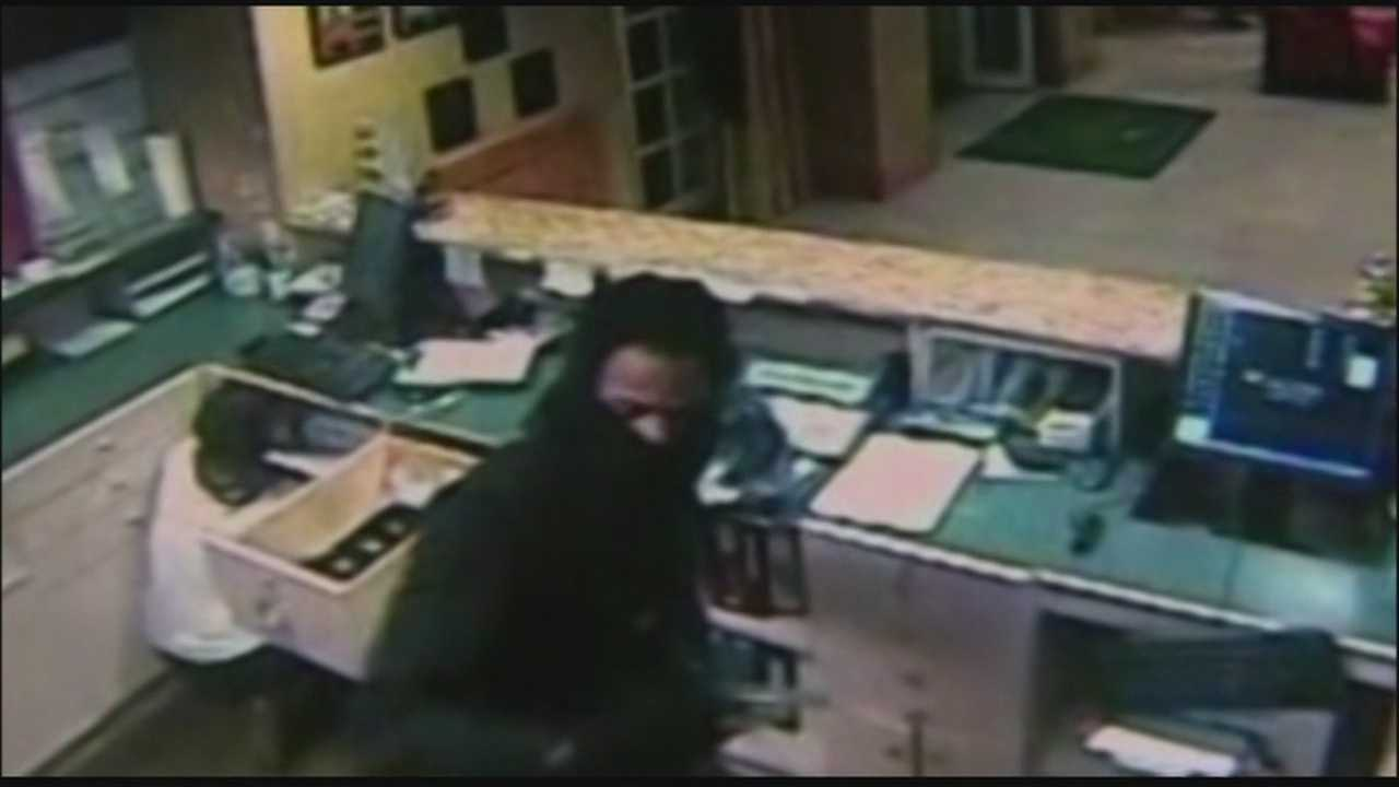 Law enforcement hopes $10K reward will lead to hotel robbers