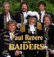 "Paul Revere & The Raiders""Good Thing"" April 4-6"