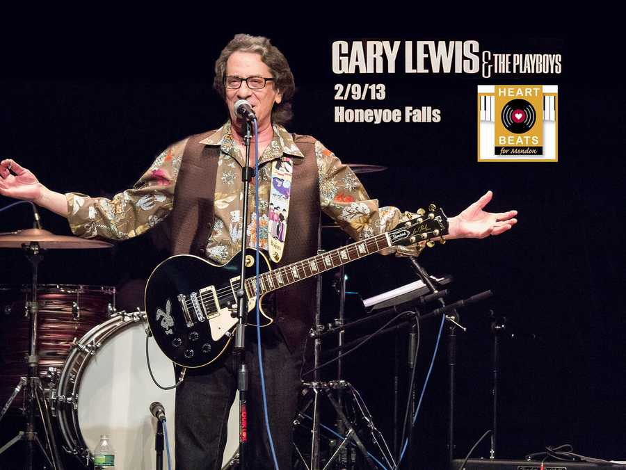 """Gary Lewis and The Playboys """"This Diamond Ring"""" March 14-16"""