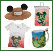 New merchandise debuting at the 2014 Epcot International Flower & Garden Festival from March 5 to May 18.