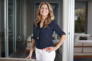 Genevieve Gorder, HGTV star May 9-11