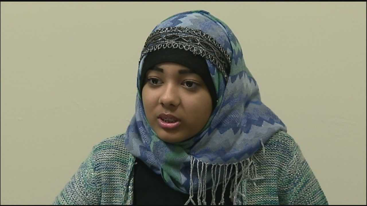 A Florida girl has been attacked after wearing a hijab or head scarf to her Polk County school.
