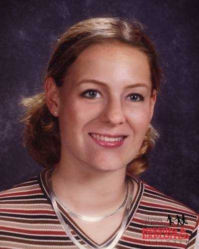 Danielle Bell, age now 26: Missing from Pensacola. Danielle's photo is shown age-progressed to 18 years. Danielle was last seen on September 30, 2001 and has not been seen or heard from since. She has a scar on her right forearm and her nickname is Dani.