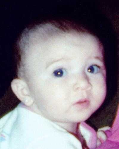 Kelsi Krum, age now 20: Missing from Arcadia. Kelsi disappeared with her mother, Kelli Jo Krum, who is also missing. They are considered at risk as lost, injured or otherwise missing. Kelli has a scar on her elbow. They were last seen Aug. 11, 1994.