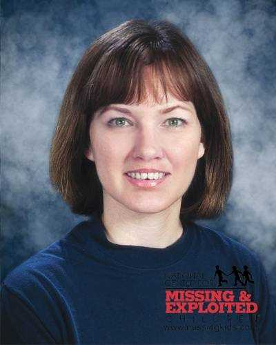 Lurline Bergeron, age now 37: Missing from West Palm Beach. Lurline's photo is shown age-progressed to 34 years. Lurline was last seen on July 1, 1991. Lurline has a scar on the left side of her head, above her ear.