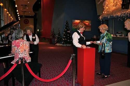 10. Ushers, Lobby Attendants, and Ticket Takers - $19,660