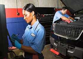 44. Automotive and Watercraft Service Attendants - $22,530