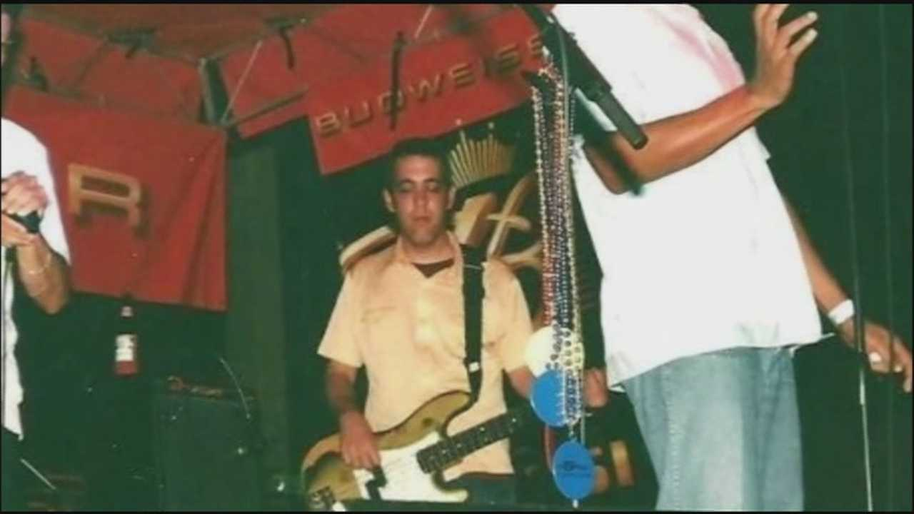 A music festival this weekend will remember and honor a local man who simply loved playing music. Ralph Ameduri Jr. played with several bands in the area before he was killed during a robbery as he was on break during a gig in Winter Haven.
