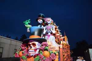 Mexican Day of the Dead Float