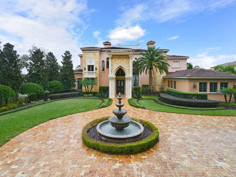 "Howard paid $7.78M for the home, known as as ""Chateau D'Usse,"" in 2008."