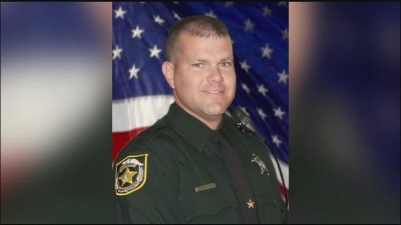 A deputy was killed in a shooting in southwest Orange County early Tuesday morning while investigating a car burglary.