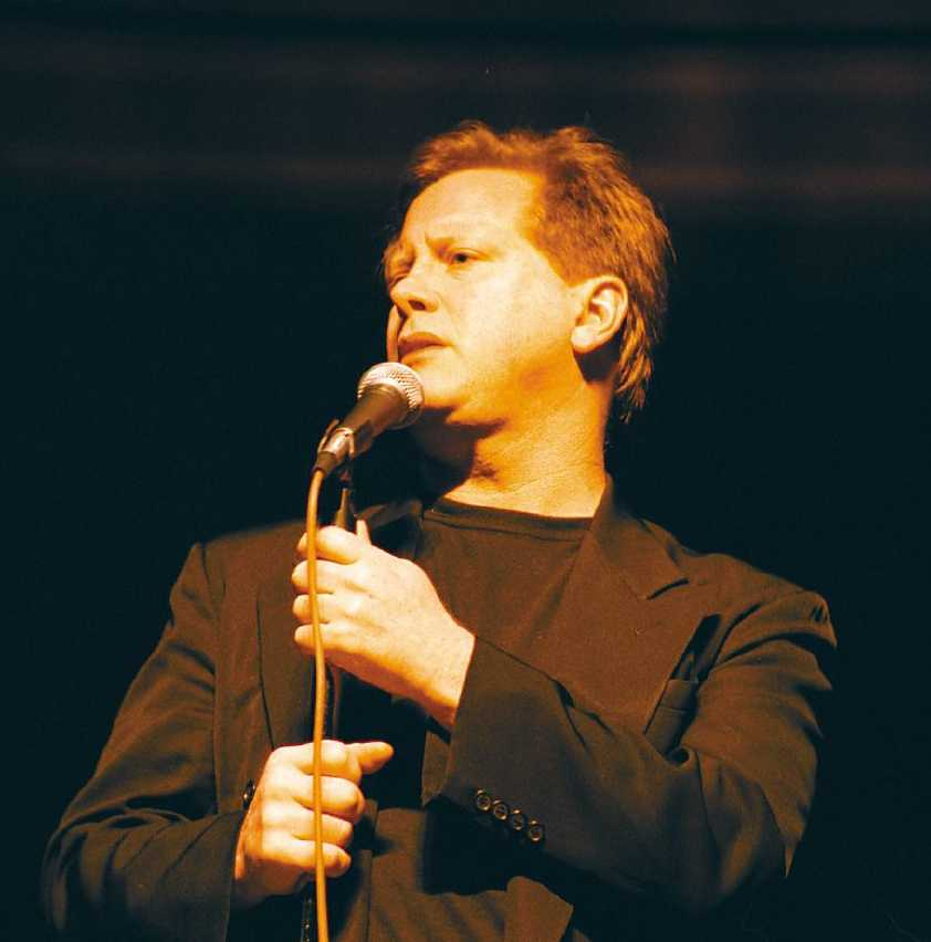 "Darrell Hammond is a comedian and actor who was born in Melbourne. He is best known for his 14-year run on ""Saturday Night Live."""
