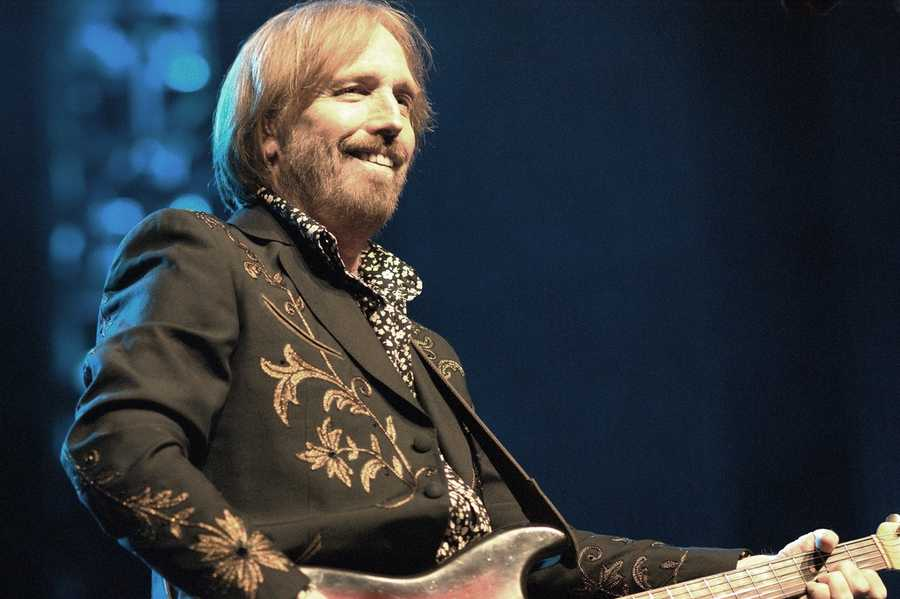 Tom Petty was born in Gainesville and attended Gainesville High School. He's best known as the lead singer of Tom Petty and the Heartbreakers.