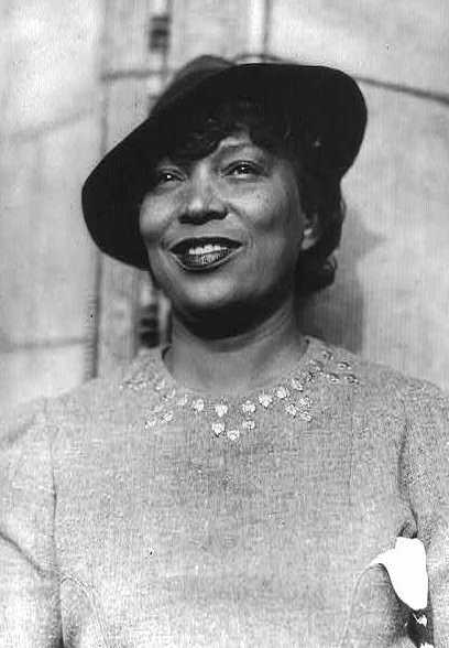 "Zora Neale Hurston was an author who was raised in Eatonville. She's best known for her 1937 novel ""Their Eyes Were Watching God."""