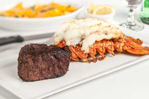 Filet and Lobster