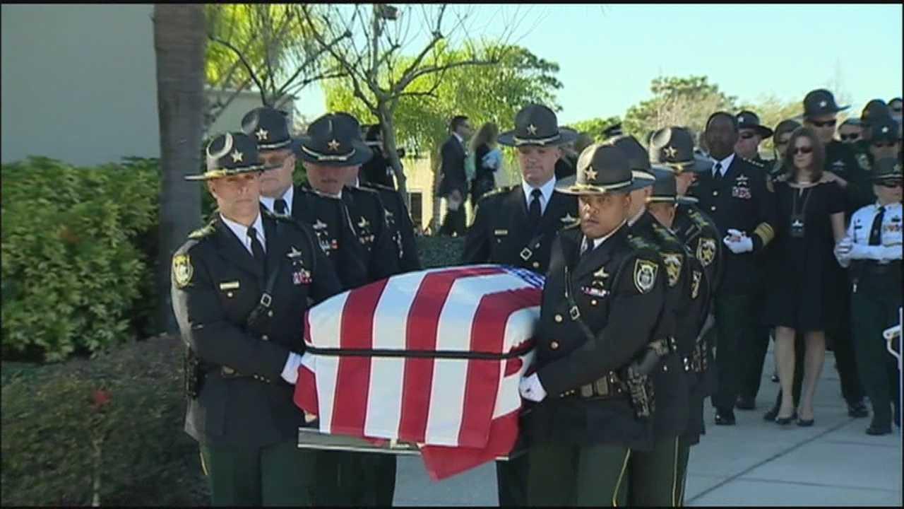 Fallen deputy laid to rest