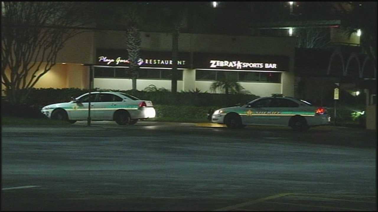 Tourist robbed at gunpoint outside of I-Drive hotel