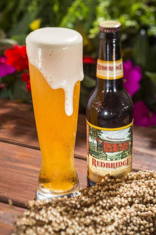 Searching for a gluten-free option? The Urban Farm EATS Outdoor Kitchen in World Showcase Plaza has the Redbridge gluten-free sorghum beer.