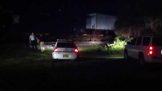 A 17-year-old boy was hit and killed by a train in Daytona Beach Monday night.