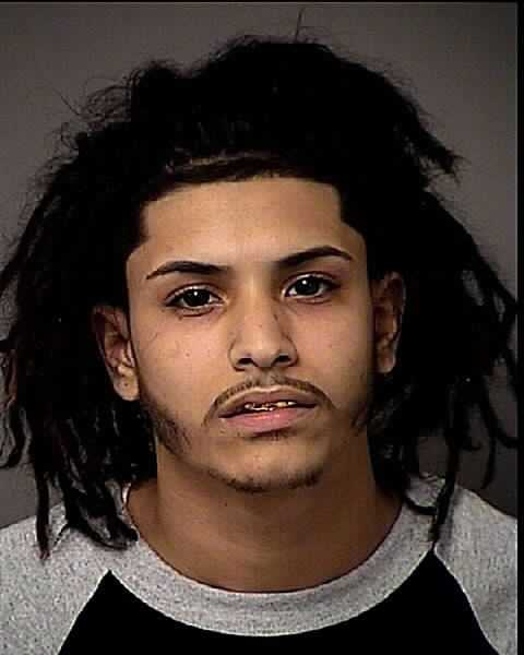 TORRES, BRANDON: POSS MARIJUANA UNDER 20 GRAMS