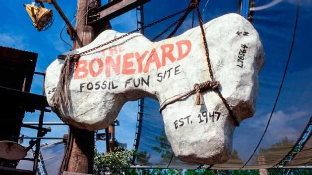 28. Boneyard: An open-air play space designed to look like a dinosaur dig siteLocation: DinoLand U.S.A.Height: Any