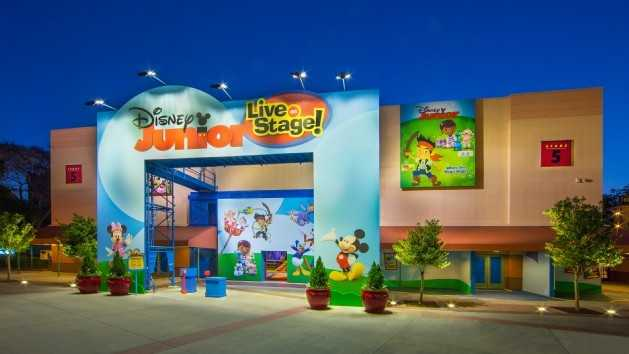 2. Disney Junior Live on Stage: A production that entertains small children with enchanting puppets and catchy sons and dance.Location: Animated Courtyard Duration: 25 minutes